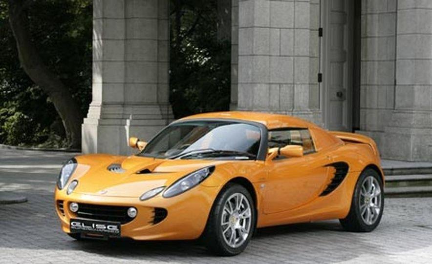 2008 Lotus Elise California - Slide 10