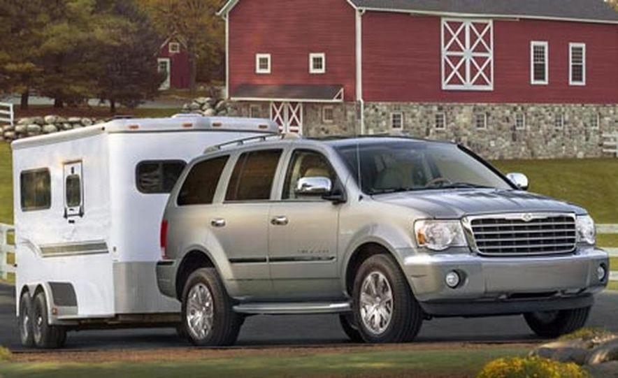 2009 Chrysler Aspen hybrid - Slide 5