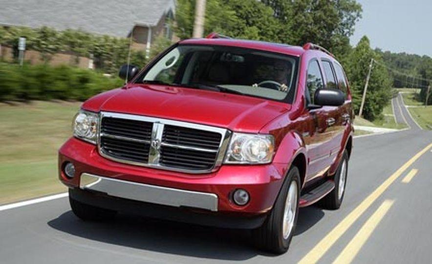 2009 Chrysler Aspen hybrid - Slide 8