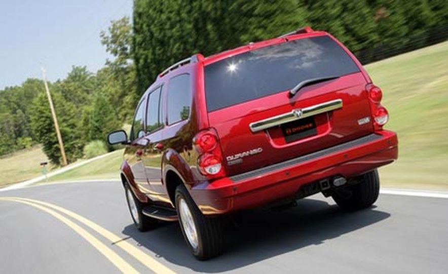 2009 Chrysler Aspen hybrid - Slide 9