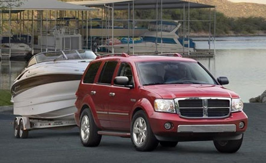 2009 Chrysler Aspen hybrid - Slide 10