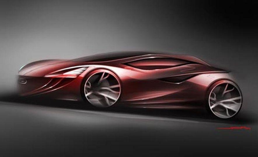 2018 Mazda 3 concept - Slide 1