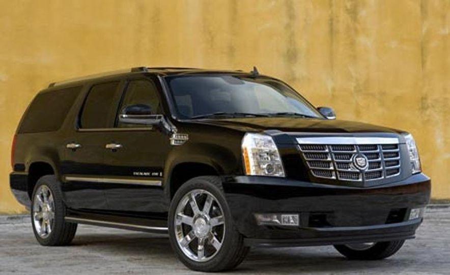 2009 Cadillac Escalade Platinum - Slide 11