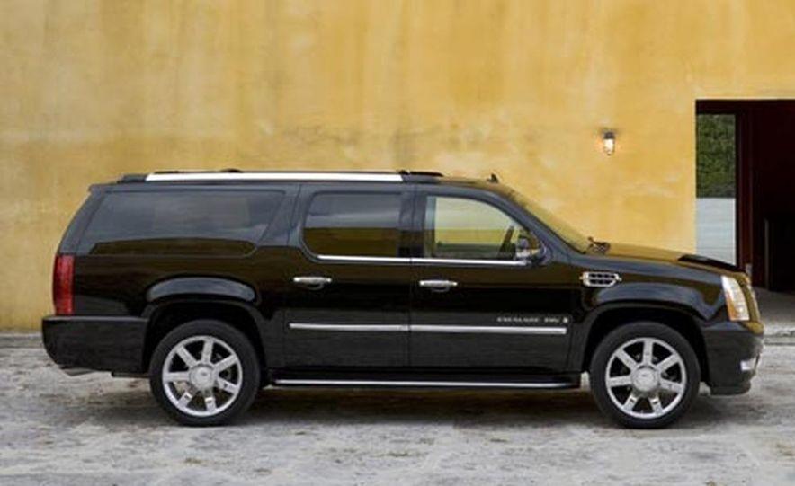 2009 Cadillac Escalade Platinum - Slide 13