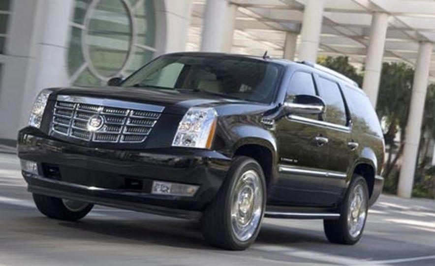 2009 Cadillac Escalade Platinum - Slide 14