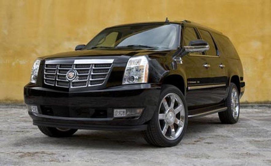 2009 Cadillac Escalade Platinum - Slide 15