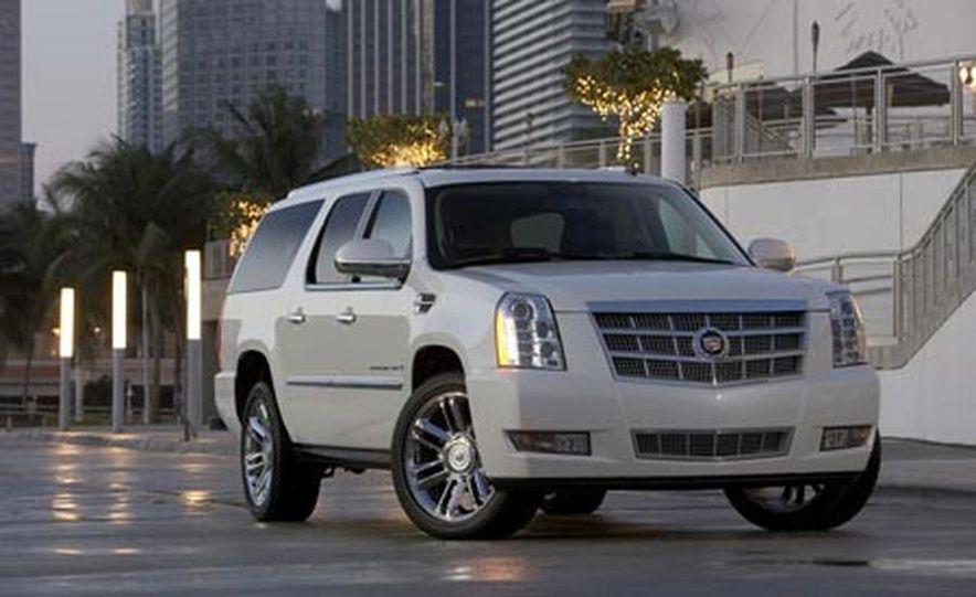 2009 Cadillac Escalade Platinum - Slide 3