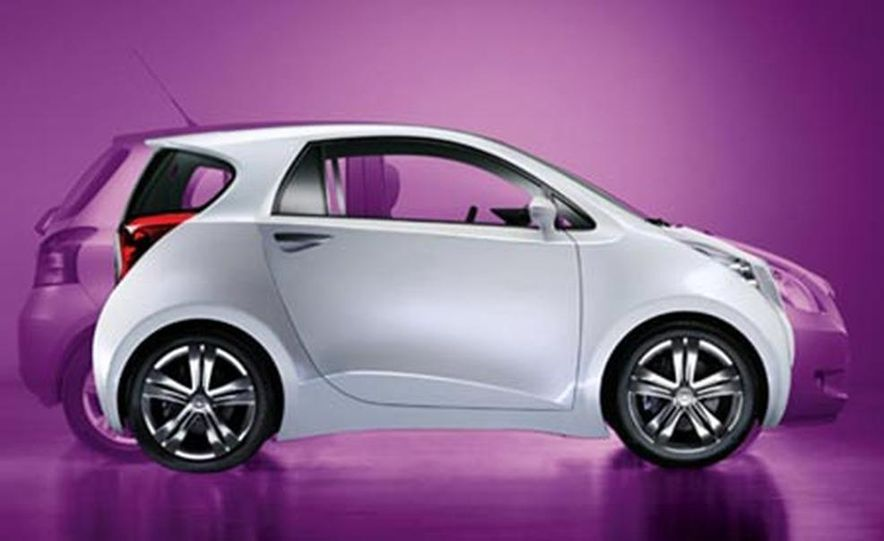 Toyota iQ concept - Slide 6