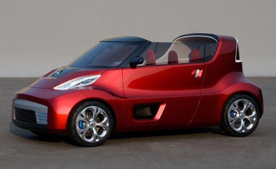 Nissan Round Box concept - Slide 1
