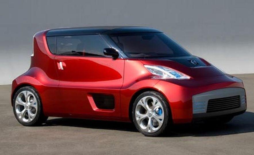 Nissan Round Box concept - Slide 4