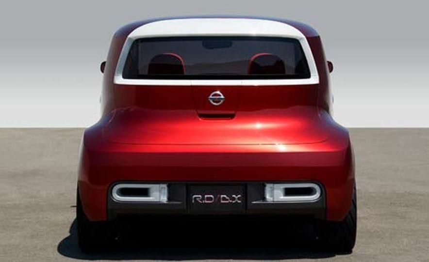 Nissan Round Box concept - Slide 6