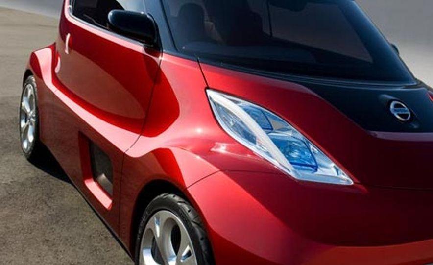 Nissan Round Box concept - Slide 7