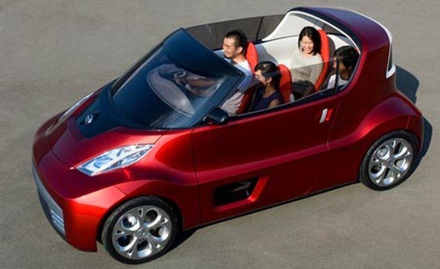 Nissan Round Box concept - Slide 10