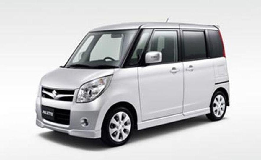 Suzuki Palette concept - Slide 1