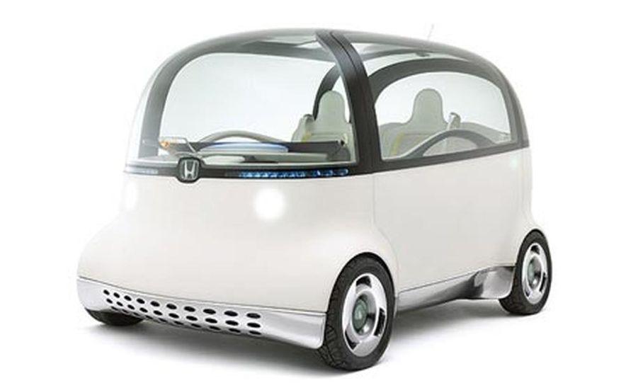 Honda Puyo concept - Slide 1