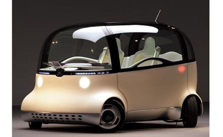 Honda Puyo concept - Slide 3