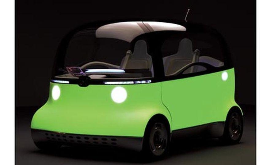 Honda Puyo concept - Slide 4