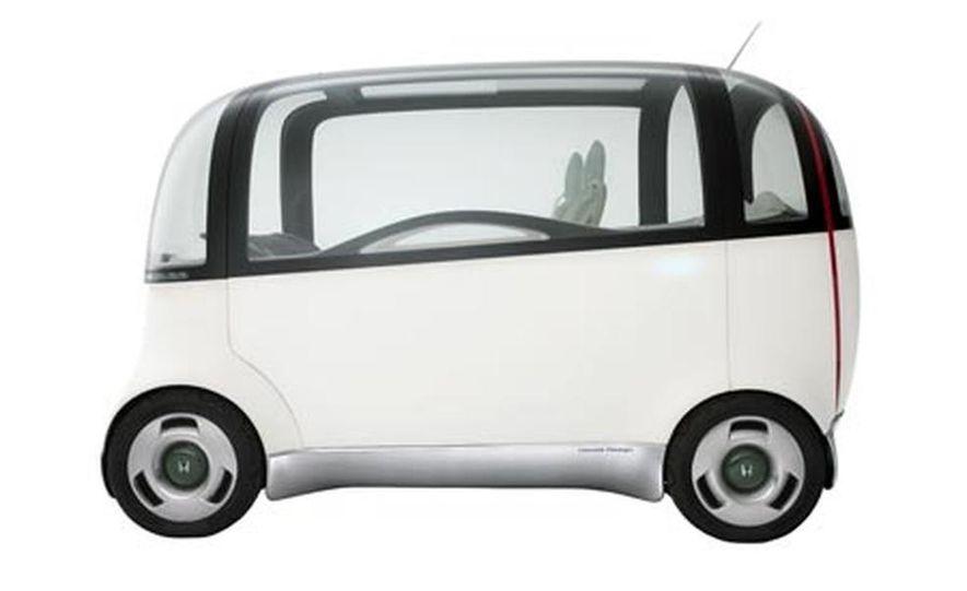 Honda Puyo concept - Slide 6