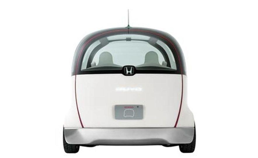 Honda Puyo concept - Slide 7