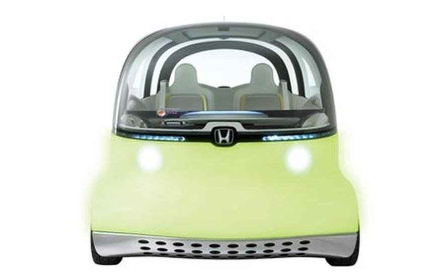 Honda Puyo concept - Slide 8