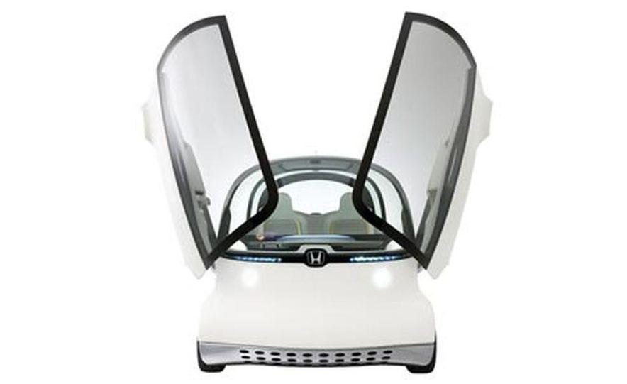Honda Puyo concept - Slide 9