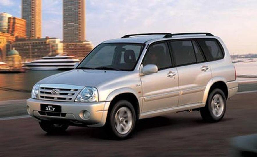 2008 Suzuki Grand Vitara XL-7 - Slide 1