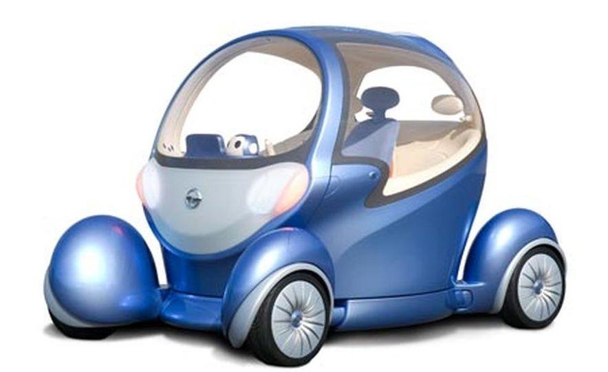 Nissan Pivo 2 concept<br /> <br /> - Slide 1