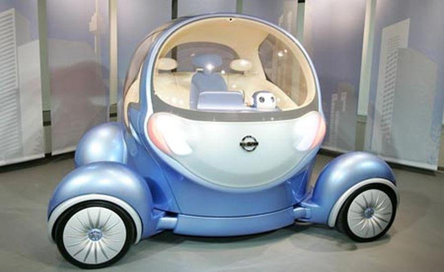 Nissan Pivo 2 concept<br /> <br /> - Slide 6