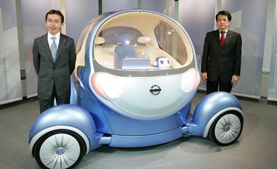 Nissan Pivo 2 concept<br /> <br /> - Slide 7