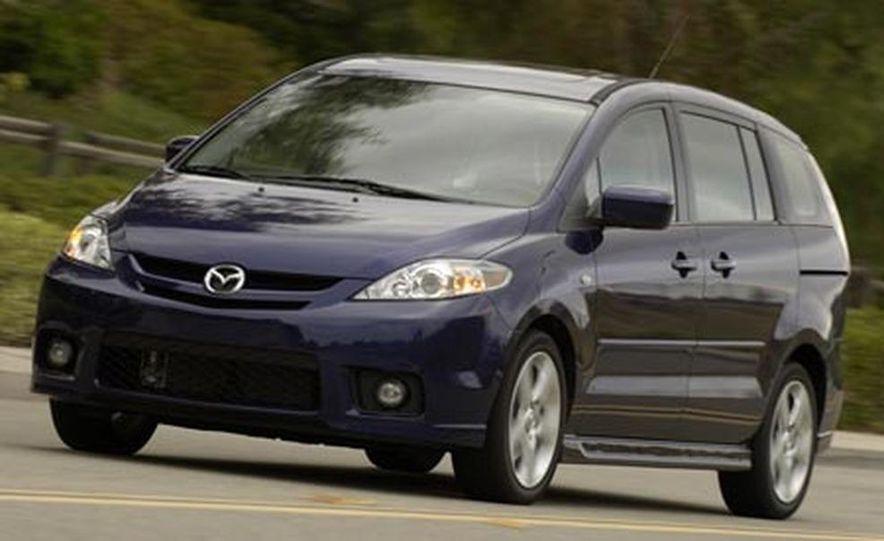 Mazda Premacy Hydrogen RE Hybrid - Slide 9