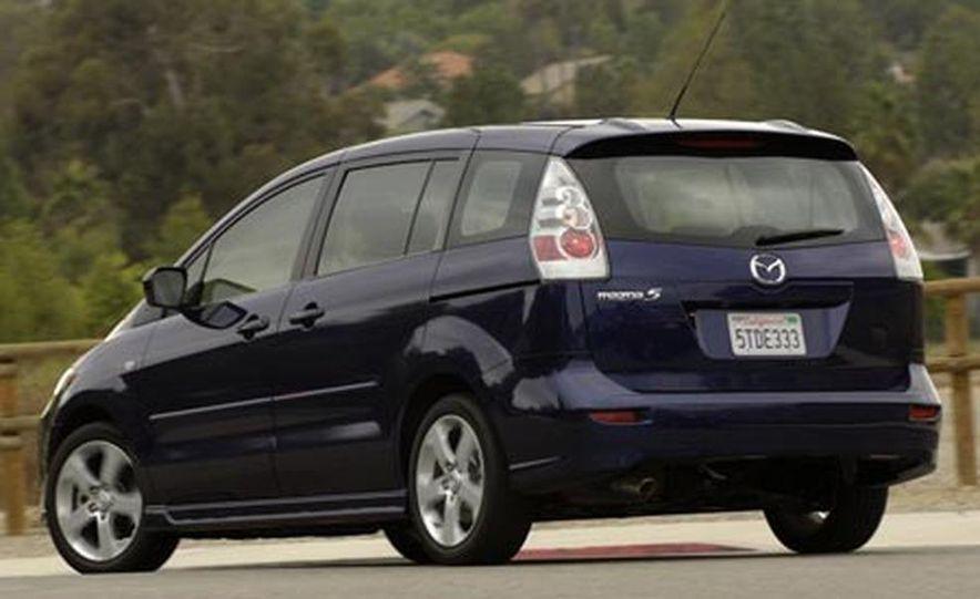Mazda Premacy Hydrogen RE Hybrid - Slide 11
