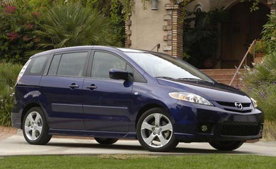 Mazda Premacy Hydrogen RE Hybrid - Slide 12