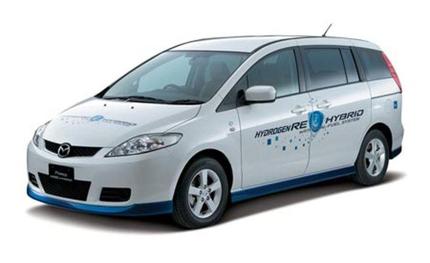 Mazda Premacy Hydrogen RE Hybrid - Slide 2