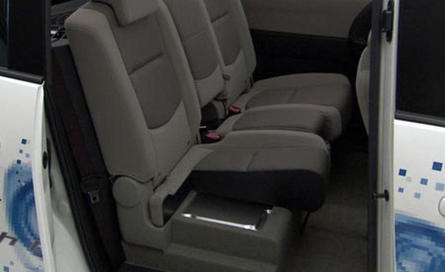 Mazda Premacy Hydrogen RE Hybrid - Slide 5