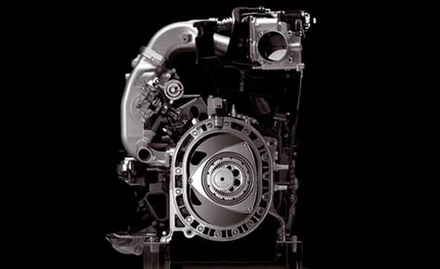 Mazda Premacy Hydrogen RE Hybrid - Slide 8