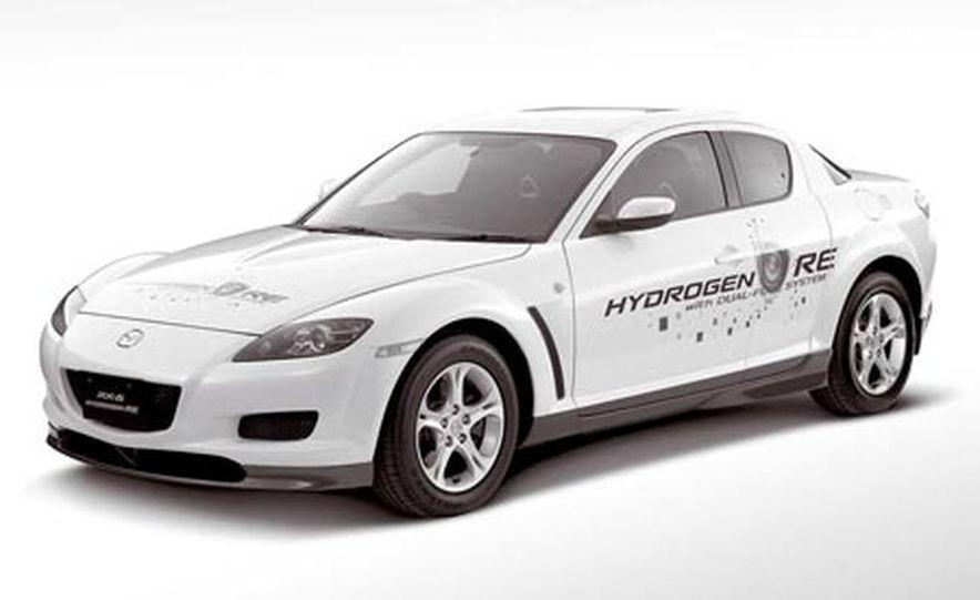 Mazda Premacy Hydrogen RE Hybrid - Slide 6