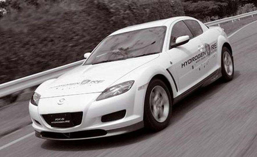 Mazda Premacy Hydrogen RE Hybrid - Slide 7
