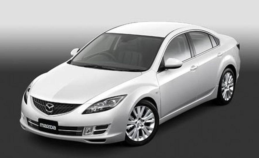 2009 Mazda Atenza sedan<br /> <br /> - Slide 1