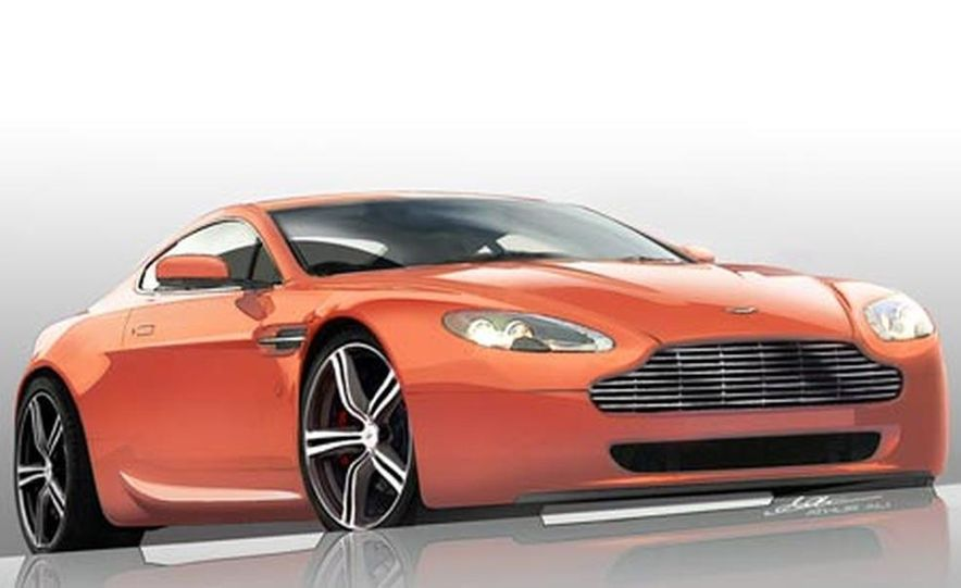 2008 Aston Martin DB9 LM - Slide 2