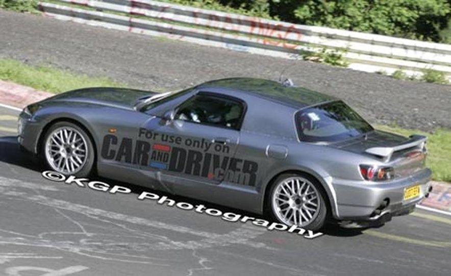 Acura Advanced Sports Car concept - Slide 6