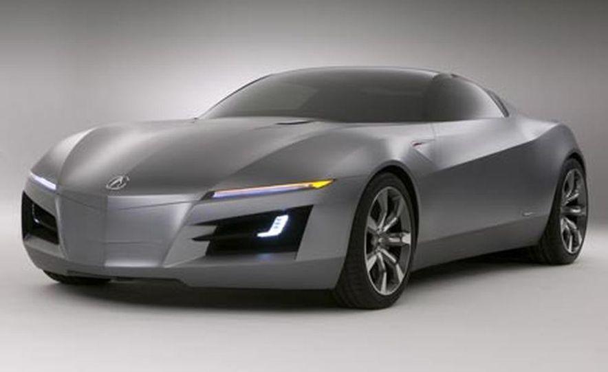 Acura Advanced Sports Car concept - Slide 1