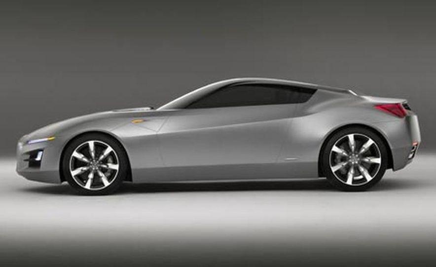 Acura Advanced Sports Car concept - Slide 2