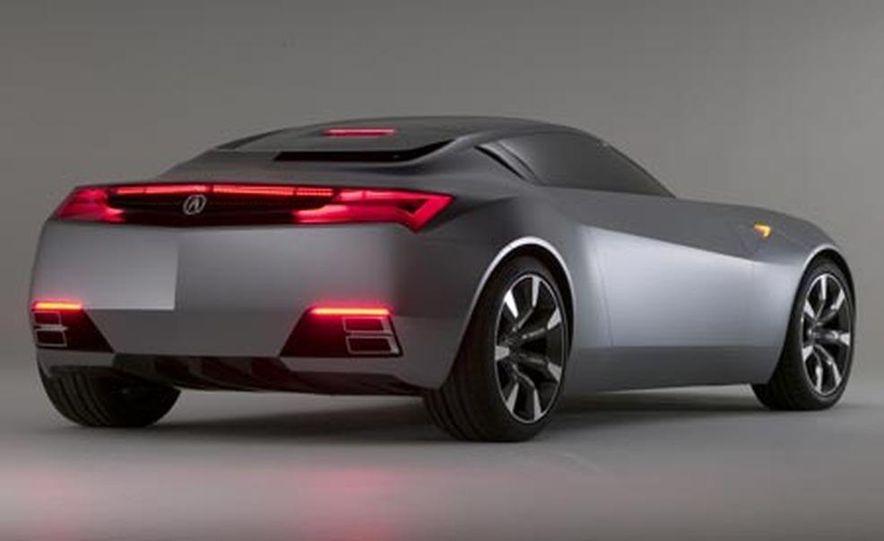 Acura Advanced Sports Car concept - Slide 3