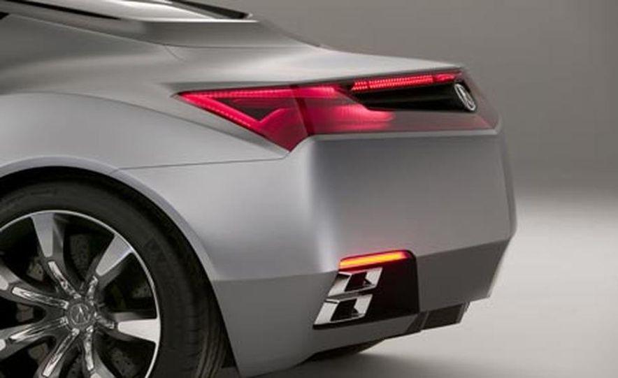 Acura Advanced Sports Car concept - Slide 8