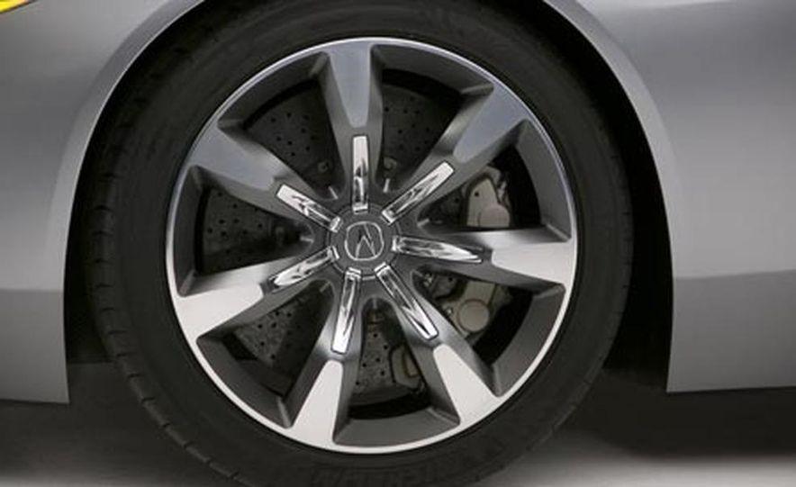 Acura Advanced Sports Car concept - Slide 13