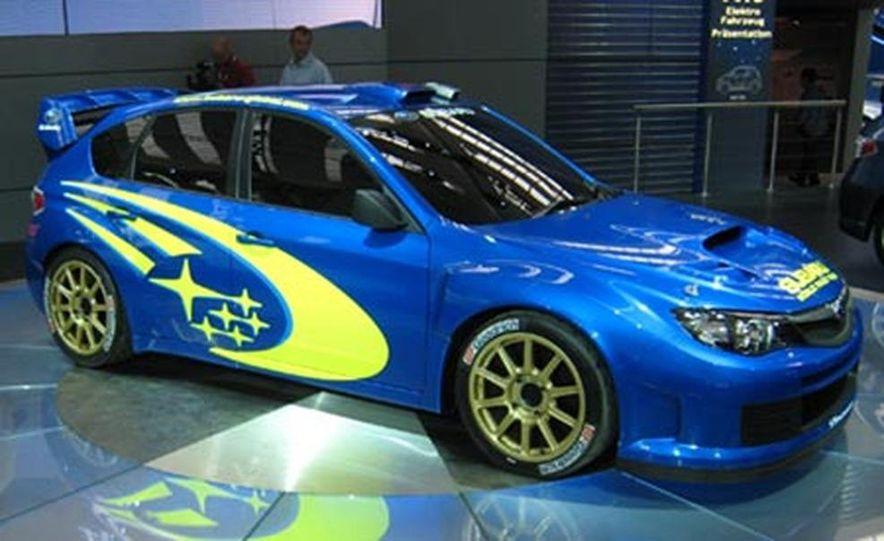 Subaru WRC concept - Slide 1