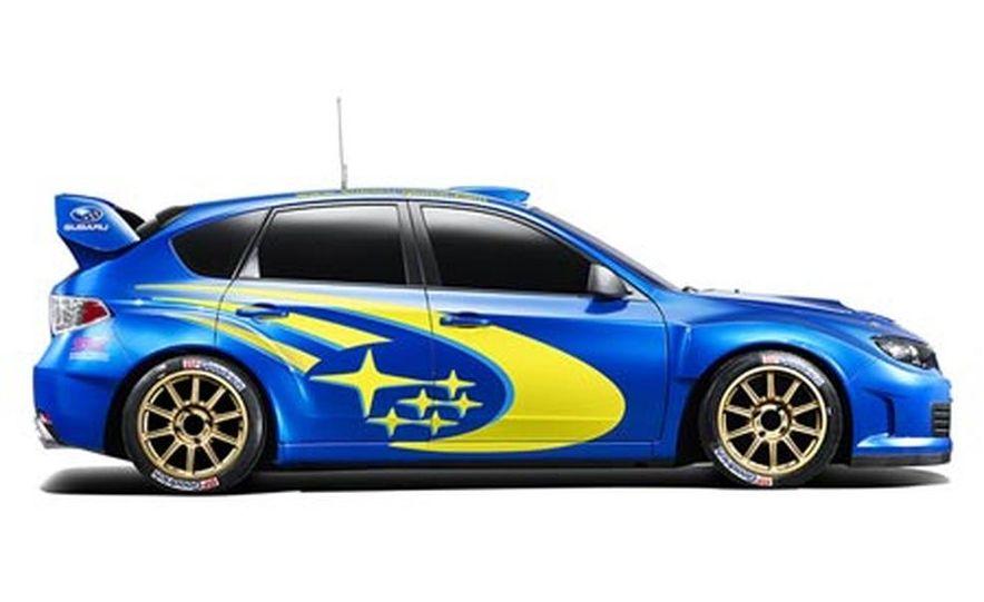 Subaru WRC concept - Slide 3