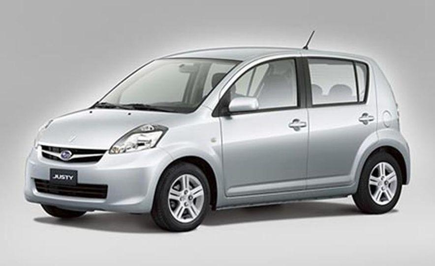 2008 Subaru Justy - Slide 1