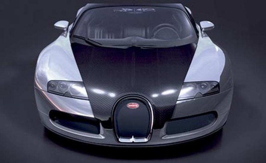 Bugatti EB 16.4 Veyron Pur Sang - Slide 1