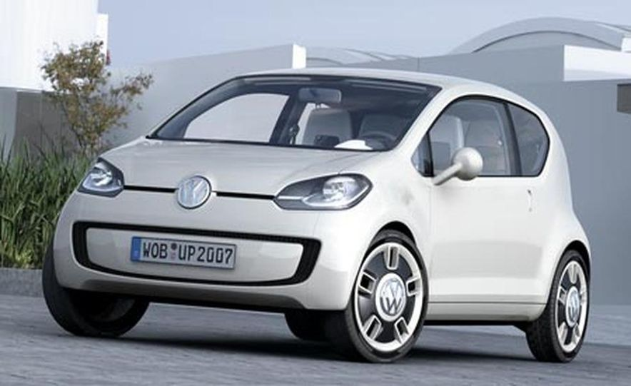 Volkswagen Up concept - Slide 1